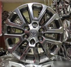 Новые диски R18 6x139.7 Toyota LC Prado 4Runner Hilux Lexus GX