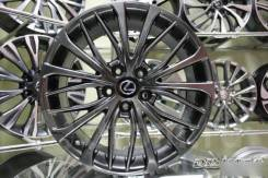 Новые диски R17 5x114.3 Toyota Camry Corolla Lexus Графит