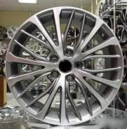 Новые диски R18 5x114.3 на Toyota Camry V70 2018