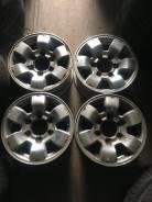 Оригинальные диски Nissan R15/7J/ET40/6*139,7 из Японии