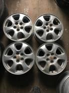 Оригинальные литые диски Subaru R15/6J/ET55/5*100 из Японии