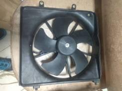 Вентилятор охлаждения радиатора. Honda Jazz Honda Fit, GD3, GD4, GD1, GD2 L12A1, L12A3, L12A4, L13A1, L13A2, L13A5, L13A6, L15A1