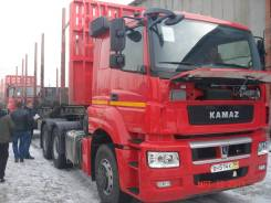 КамАЗ 65806, 2018