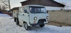 УАЗ-390945 Фермер. Продаётся УАЗ фермер, 1 000кг., 4x4