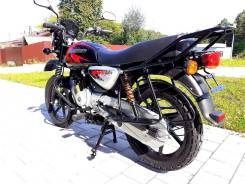 Bajaj Boxer BM 125 X, 2019