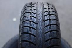 Michelin Primacy Alpin PA3. зимние, без шипов, б/у, износ 10 %