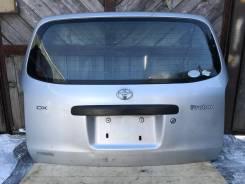 Дверь багажника. Toyota Probox, NCP50, NCP50V, NCP51, NCP51V, NCP52, NCP52V, NCP55, NCP55V 1NZFE, 1NZFNE, 2NZFE