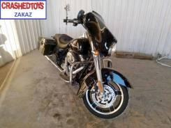Harley-Davidson Street Glide FLHX. исправен, птс, без пробега. Под заказ