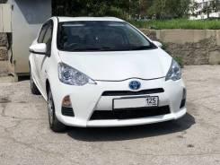 Авто Под Выкуп Рассрочка Toyota Aqua 2014год Без Пробега по РФ Находка