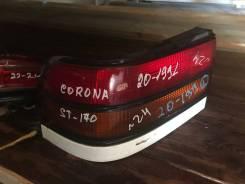 Задний фонарь. Toyota Carina, ST170 Toyota Corona, ST170 Toyota Corona SF, ST170