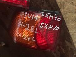 Задний фонарь. Toyota Ipsum, SXM10 Toyota Gaia, SXM10 Toyota Picnic, SXM10