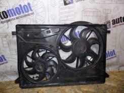Вентилятор охлаждения радиатора Volvo S60 II, XC60 I, S80 II, V70 III, XC70 II