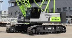 Новый гусеничный кран грузоподъемность 75 тн Zoomlion ZCC750H-1