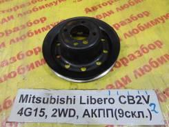 Шкив коленвала Mitsubishi Libero Mitsubishi Libero 2001.09.2