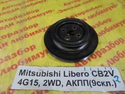 Шкив водяного насоса (помпы) Mitsubishi Libero Mitsubishi Libero 2001.09.2