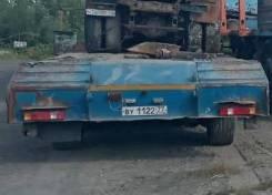 Чмзап 99064. Полуприцеп-тяжеловоз трал Чмзап-99064, В г. Усинске, 39 000кг. Под заказ