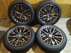 """Оригинальные летние колеса R20 Lexus RX4 F-Sport. 8.0x20"""" 5x114.30 ET30"""