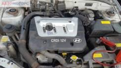 МКПП 5 ст. Hyundai Accent 2 2005, 1.5 л, дизель (J42073)