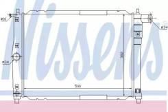 Радиатор двигателя DAEWOO LANOS 1.3-1.5 97- NISSENS 61644