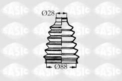 Пыльник ШРУСа (установ. комплект) RENAULT R19 /Chamade R21 /Nevada R25 Clio II Espace J63/S63 JE SASIC 4003455