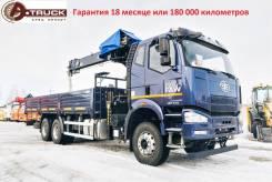 FAW CA3250. Манипулятор FAW3250, 8 600куб. см., 20 000кг., 20 000кг.