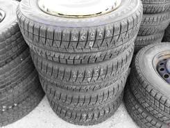 Bridgestone Blizzak Revo GZ. зимние, без шипов, 2016 год, б/у, износ 20%