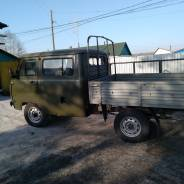 УАЗ-390945 Фермер. Продам УАЗ, 2 700куб. см., 1 000кг., 4x4