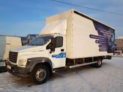 ГАЗ ГАЗон Next. ГАЗ-С41RВ3, 4 433куб. см., 6 000кг., 4x2