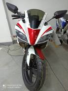 Motoland R1 250. 250куб. см., исправен, птс, без пробега