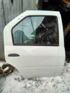 Дверь Renault Logan