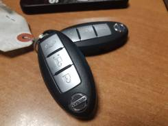 Ключ зажигания, смарт-ключ. Nissan Teana, J32, PJ32, TNJ32, J32R QR25DE, VQ25DE, VQ35DE