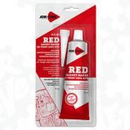 Герметик для прокладок. Красный 85 гр. AIM-ONE GM-RD0085