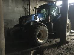 New Holland T8.390, 2011
