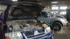 Ремонт тнвд VRZ 4M41 на Mitsubishi Pajero V68W, V78W