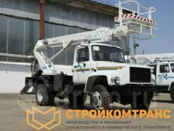 ГАЗ 3309. Автовышка ГАЗ-3309 (АГП ГАЗ), 22,00м.