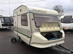 Chateau. Компактный караван 750кг на 2-3 человека с палаткой. Под заказ