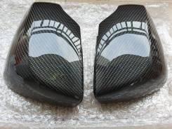 Крышки боковых зеркал-Карбон-Subaru Forester Sj