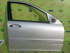 Дверь передняя правая Mercedes C (W203) голое железо