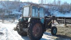 ЮМЗ. Продам трактор юмз 1988 год в хорошем состоянии новая поршневая новые, 60 л.с.