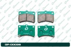 Дисковые тормозные колодки G-brake GP-00038