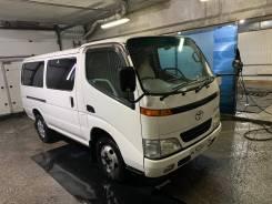 Toyota Dyna. грозопассажир, 4 600куб. см., 1 500кг., 4x2
