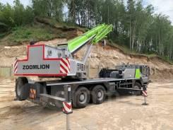 Zoomlion. Автокран QY25V, 6х4, Euro V, 9 755куб. см., 48,00м.