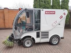 Bucher. Продается универсально-уборочная машина Sity Spider 2003, 1 120куб. см.
