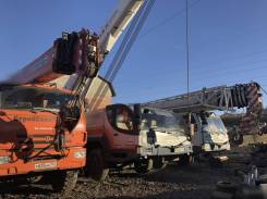Аренда Автокранов 50 тонн