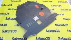 Железная защита двигателя и АКПП Toyota Wish 10, 20