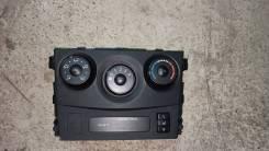 Блок управления климат контроль на Toyota Corolla 150