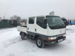 Mitsubishi Fuso Canter. Продаётся грузовик Mitsubishi Canter 2004 г 4wd, 288куб. см., 1 500кг., 4x4