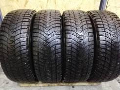 Michelin X-Ice North 3. зимние, шипованные, б/у, износ 20%
