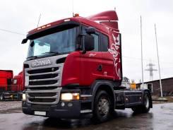 Scania. Седельный тягач 2013 года, 12 470куб. см., 11 244кг., 4x2