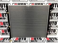 Радиатор охлаждения двигателя. Toyota FJ Cruiser, GSJ15, GSJ15W Toyota Hilux Surf, GRN215, GRN215W Toyota Land Cruiser Prado, GRJ120, GRJ121, GRJ125...